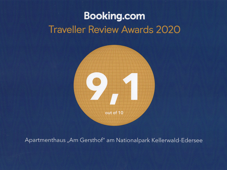 Booking Award 2020 - Preise und Buchung