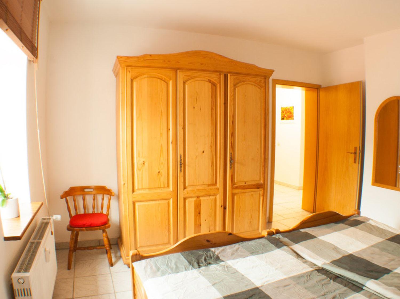 """buche schlafzimmer1 1 - Ferienwohnung """"Buche"""""""