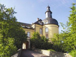 schloss friedrichstein 300x225 - Vergünstigungen durch MeineCardPlus