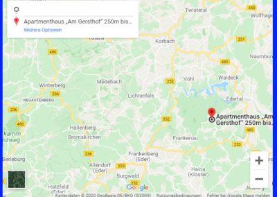"""Google maps 400x284 - Digitale Gästemappe vom Apartmenthaus """"Am Gersthof"""""""